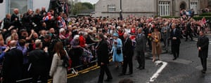 Queen: Royal visit to Northern Ireland - Day 1