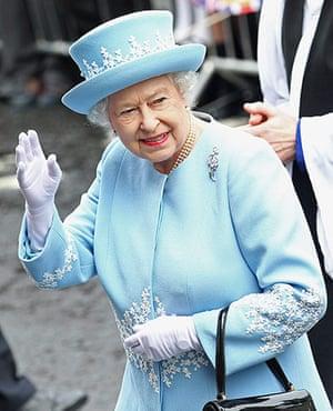 Queen: Queen Elizabeth II Visits Northern Ireland