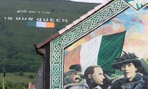 Belfast's Black Mountain