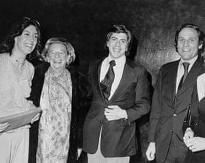 Nora Ephron: Woodward, Bernstein, Ephron And Hellman
