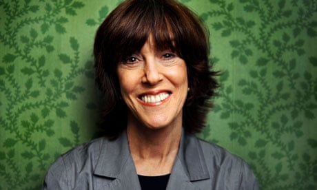Nora Ephron. Photo courtesy of The Guardian