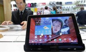 Samsung's Galaxy 10.1