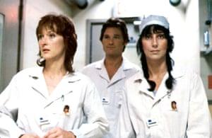 Nora Ephron: 'Silkwood' Film - 1983