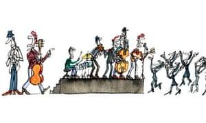 Benoit Jacques illustration for Dowliing 30 June