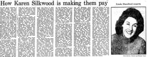 Silkwood review in Guardian