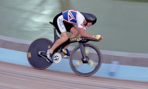 50 moments: Chris Boardman in the Individual Pursuit Event