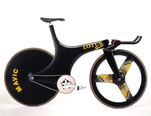50 moments: Lotus Sport bicycle, 1992