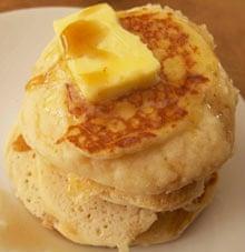 America's Test Kitchen recipe pancakes