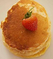 Martha Stewart recipe American pancakes