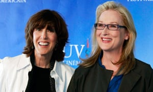 Meryl Streep and Director Nora Ephron