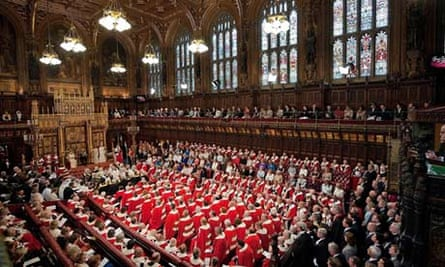 House of Lords progress