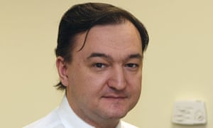 Sergei Magnitsky photographed in 2006