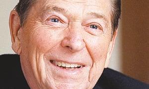 Ronald Reagan 1990