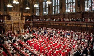 House of Lords, UK, 2012
