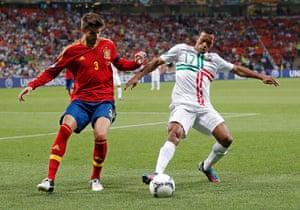 sport2: Spain's Pique
