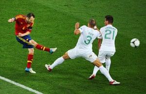 sport4: Portugal v Spain - UEFA EURO 2012 Semi Final
