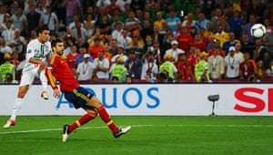 sport10: Portugal v Spain - UEFA EURO 2012 Semi Final