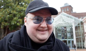 Megaupload founder Kim Dotcom was happy with the ruling that the raid on his mansion was illegal