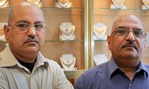Kuldip, left, and Jaswant Rai Gogna