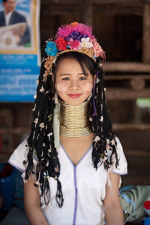 Your Pictures: The people of this Karen long neck tribe are extremely tourist friendly