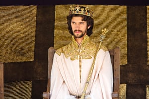 BBC2 Shakespeare season: A still from BBC2's Shakespeare season