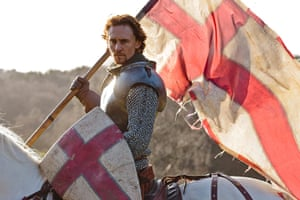 BBC2 Shakespeare season: A still from Henry V, part of BBC2's Shakespeare season
