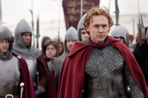 BBC2 Shakespeare season: A still from Henry IV, part of BBC2's Shakespeare season