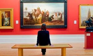 Job cuts at Harris Museum