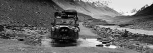 Photo Comp June: Taxi at Everest Base Camp