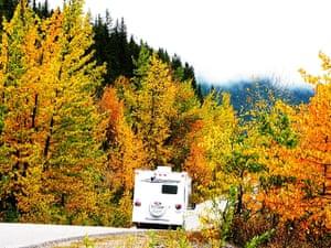 Photo Comp June: Canadian Rockies, motorhome