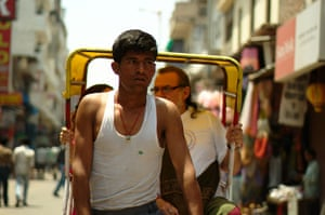 Photo Comp June:  A journey by cycle rickshaw in India