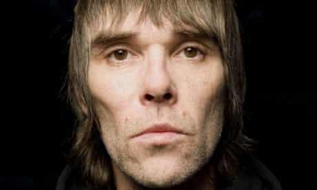 Stone Roses frontman Ian Brown