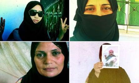 Homs widows