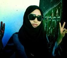 Homs widows: Intissar