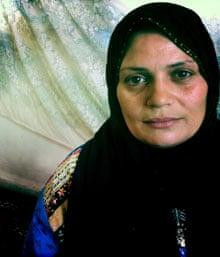 Homs widows: Um Ahmed