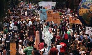 Rio+20 protests
