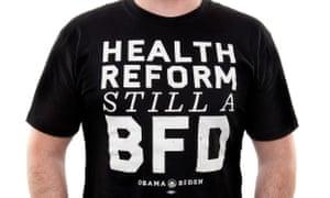 Obama BFD T-shirt