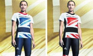 Olympic kit - in different colours