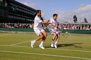 Day 5 Wimbo: Rosol at Wimbledon 2012