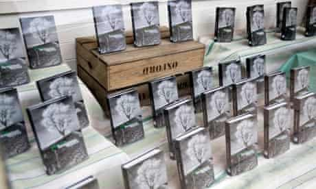 Hebden Bridge bookshop sale