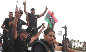 Libya's official security force accused of beating and kidnapping surgeon