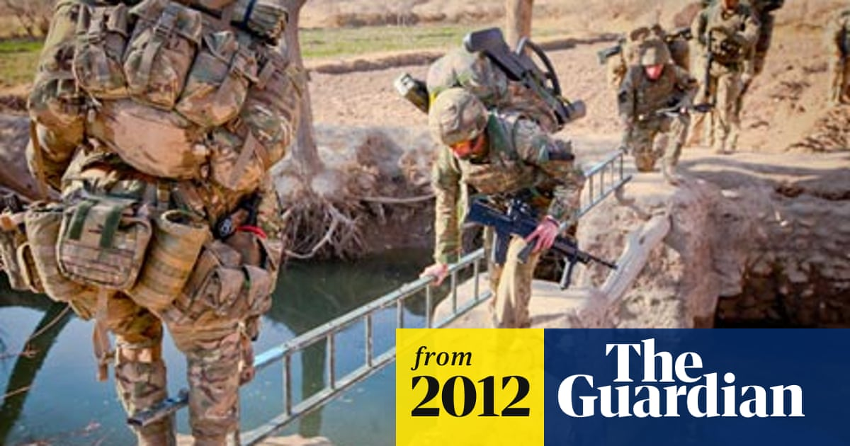 British troops in Afghanistan raise money Gangnam Style
