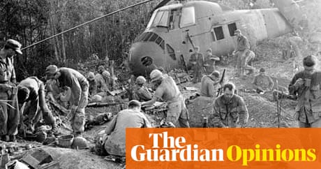 Learning to come home from war: no one said 'thank you' to Vietnam vets | Alan Cutter