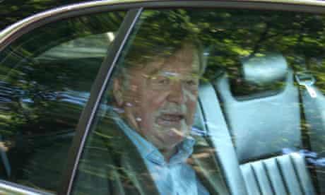Ken Clarke at Bilderberg