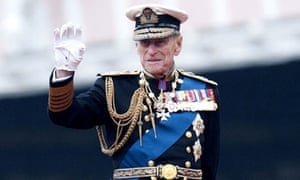 Prince Philip at the Queen's diamond jubilee pageant on the Thames