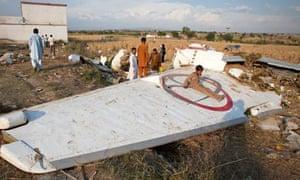Pakistan air crash