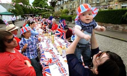 Diamond Jubilee celebrations in Scotland