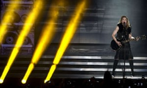Madonna performs in Tel Aviv