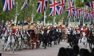 Diamond Jubilee celebrations 5 June 2012