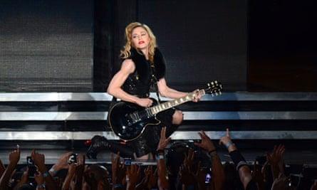Madonna Tel Aviv concert
